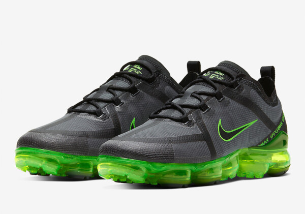 Nike-Air-VaporMax-2019-Black-Green-AR6631-011-Release-Date